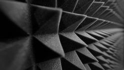 Music Studio Acoustic Foam Piramide 3 cm