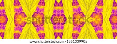 Mustard Pink Washed Out Effect. Bright Geometric Geometric Pattern. Yellow Coral Ornamental Eastern Tiles. Mustard Rose Silk Batik Brush. Saturated Geometrical Hand drawn Ikat.