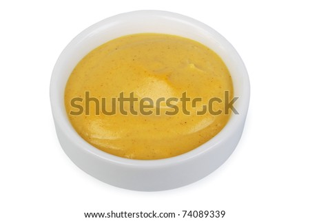 Mustard Russian to meat dishes