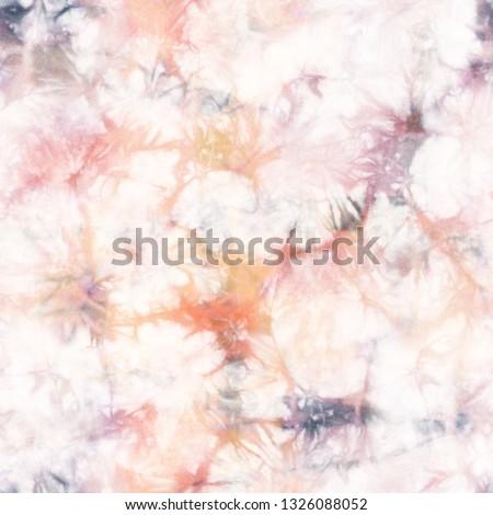 Muted Tie Dye Print