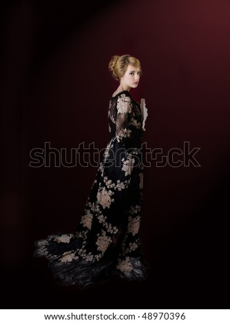 stock-photo-my-daughter-portrait-in-my-graete-greate-grandmother-dress-dress-was-made-in-paris-aproximately-in-48970396.jpg