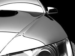 My own 3D car design