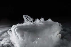 Mysterious Foggy Dry Ice Potion