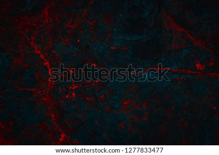 Mysterious stranger background. Abstract texture. Stone black wall. Rock texture. Stone background. Cracked lava surface. Rock surface with cracks. Stone texture. Gloomy mysterious background