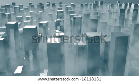 mystical city decay