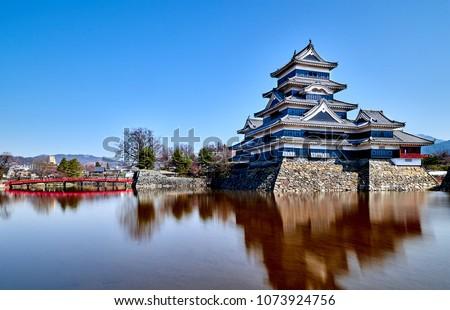 Nagoya Castle at Japan