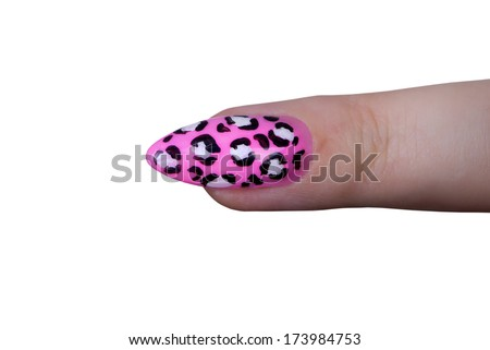 Nail and manicure