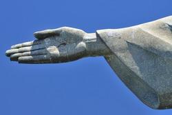 Nail Mark of Cristo Redentor