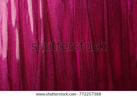 Nail polish texture #772257388