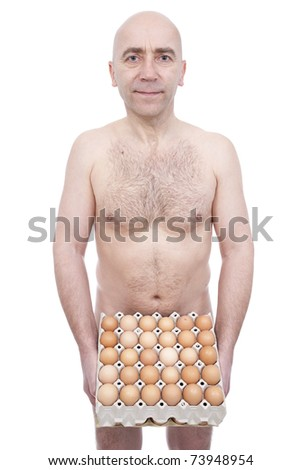 stock photo naked men with eggs on white background 73948954 Story Mistress is our private playground of erotic fiction within ...