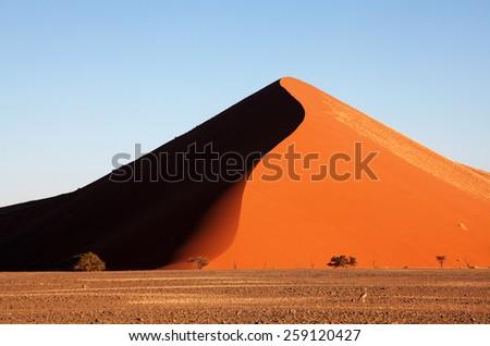 Namibia desert, dune