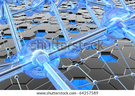Nanostructures, carbon and silicon, Nanotechnology - the future and hope