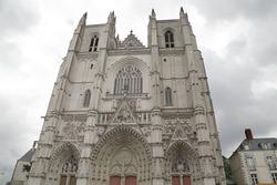 Nantes Cathedral, Pays de la Loire, France