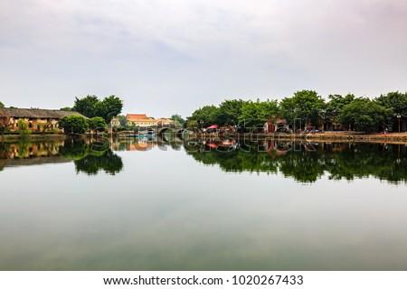 Nanxiong Abas ancient lane