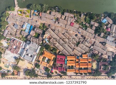 Nanxiong Zhulu Ancient Lane, Shaoguan City