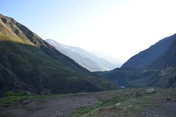 Naran, Kaghan Valley, Mansehra, Northern Pakistan