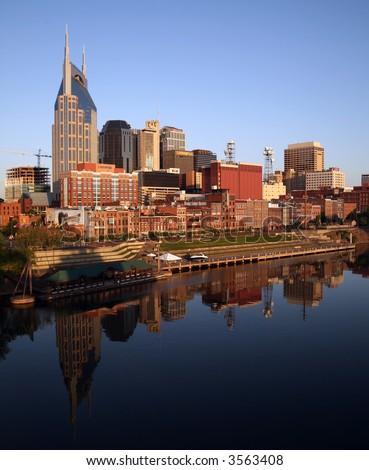 Nashville dawn
