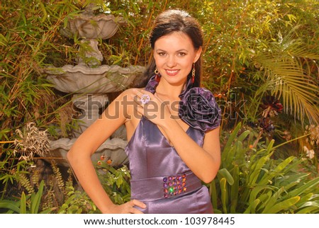 "Natasha Blasick photo shoot to promote the DVD release of ""Death of Evil"" in which she stars, Private Location, Santa Monica, CA. 10-24-09"