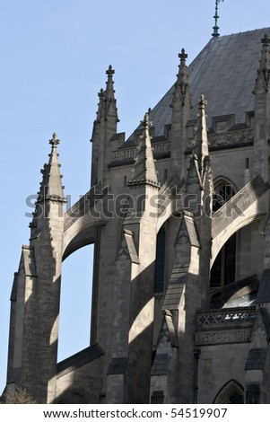 National Cathedral - stock photo