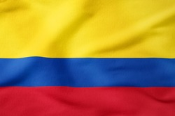 National Flag of Colombia - Rectangular Shape