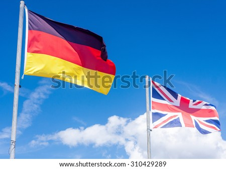 stock-photo-national-flag-of-germany-and
