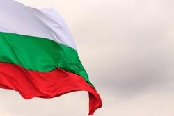 National Flag Republic of Bulgaria
