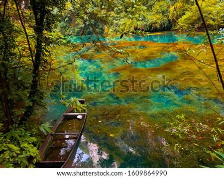 National forest park Zhangjiajie Huan Chian