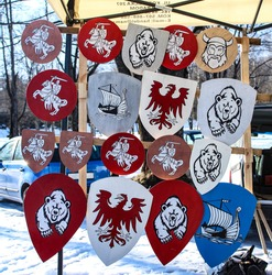 national heraldry of Belarusian locations