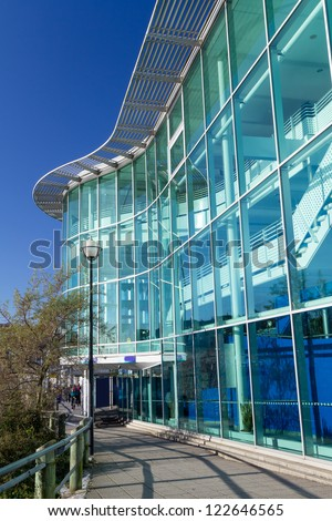 National Marine Aquarium, Plymouth Devon England UK