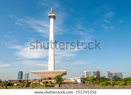 National Monument Monas Indonesia