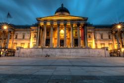 National Museum in London, UK.