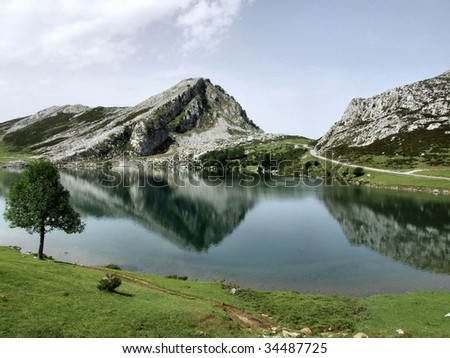 National Park of Picos Europe