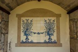 National Portuguese ceramic tiles