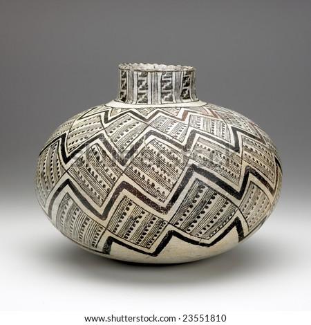 Native American Pot