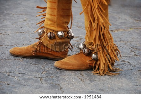 Native American  shoes