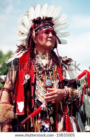 Native Indian Pow Wow
