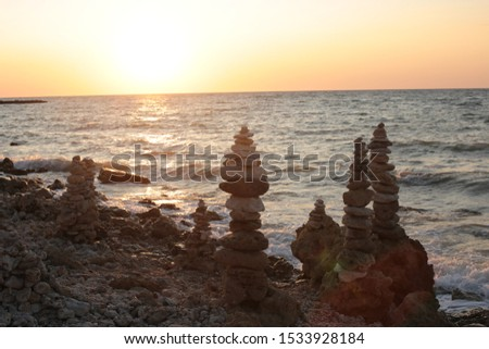 natural background for relaxation and pacification