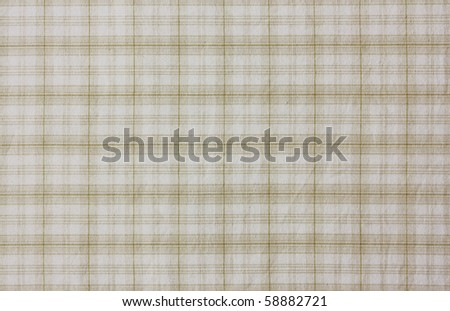 Natural beige fabric for the background and scrapbook - stock photo