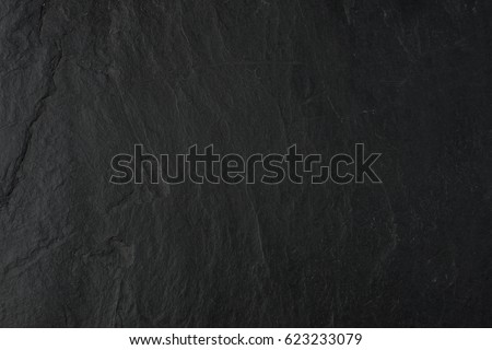 Natural black stone background