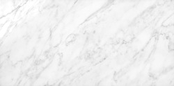 natural Bright White marble texture for skin tile wallpaper luxurious background. Creative Stone ceramic art wall interiors backdrop design. picture high resolution.