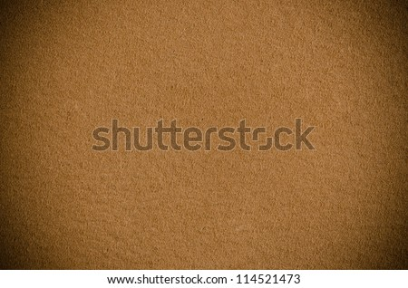 Natural brown leather texture. Close up. - stock photo
