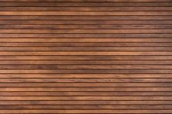 natural brown wood lath line arrange pattern texture background