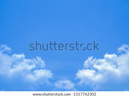 Abstract sky background for weather forecast Images and