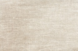 natural color linen textile texture