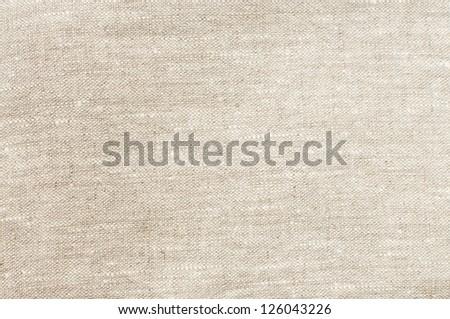 natural color linen textile texture stock photo