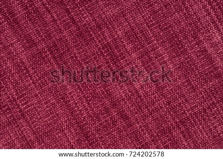 Natural fabric texture. Fabric background. Abstract background, empty template.  #724202578