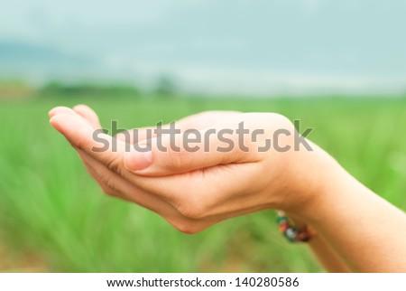 Natural hands