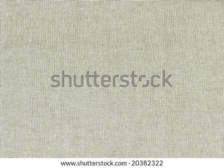 Natural hessian canvas texture.