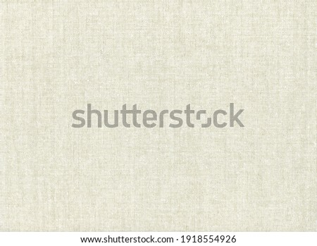 Natural ivory fabric texture for background