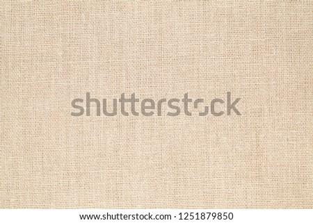 Natural linen background #1251879850